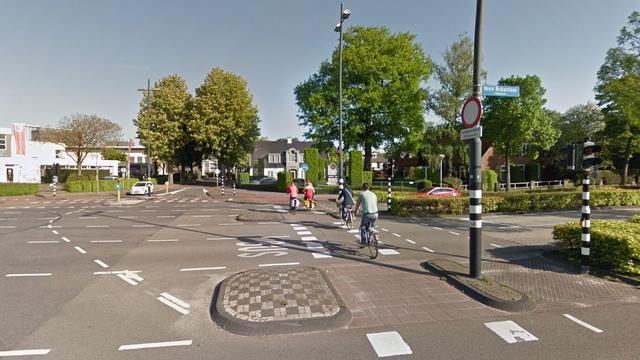 Scooterrijder gewond bij botsing op Noord Brabantlaan