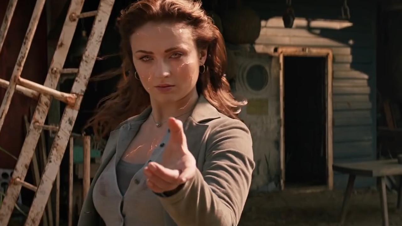 Jean Grey valt X-Men aan in nieuwe trailer Dark Phoenix