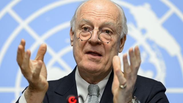 VN hoopt vrijdag met Syrië-overleg te beginnen