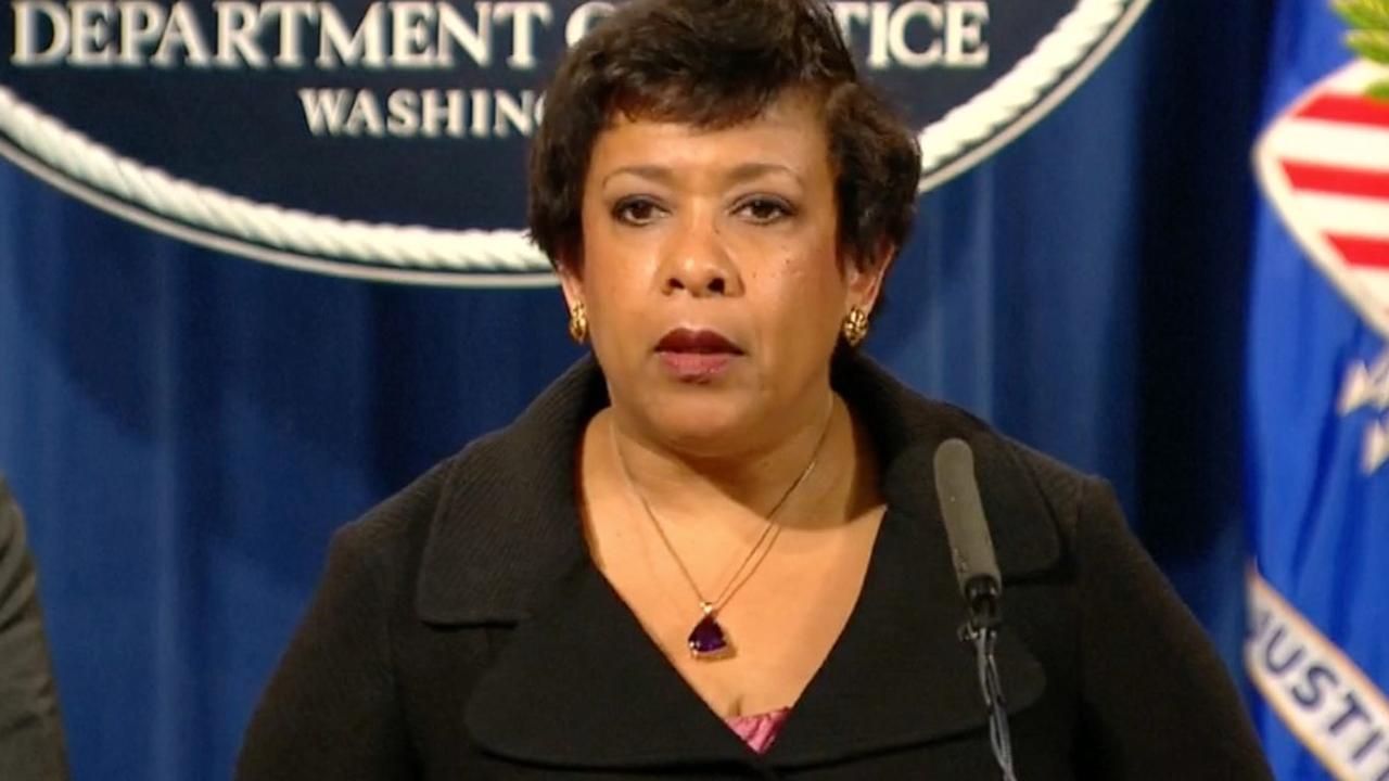 Minister van Justitie dreigt geldkranen North Carolina dicht te draaien