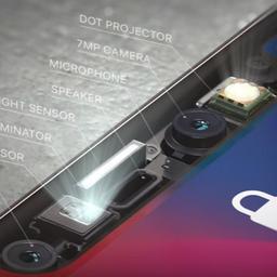 'Apple wil 3D-sensor in 2019 achterop iPhones plaatsen'