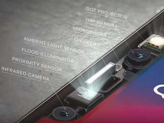 '3D-sensor achterop iPhone bedoeld voor augmented reality'