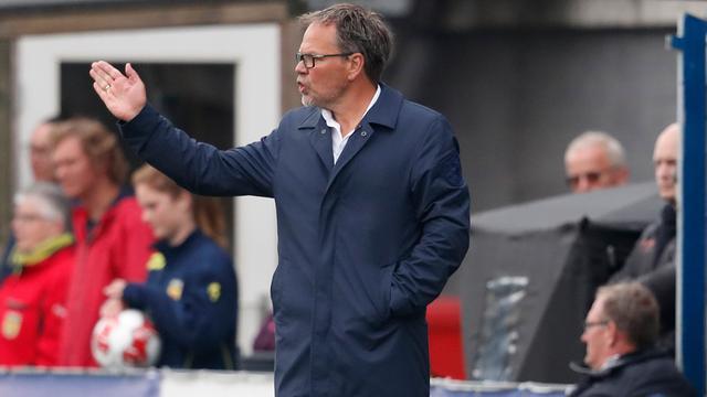 Henk de Jong snapt niks van grote teleurstelling bij spelers De Graafschap