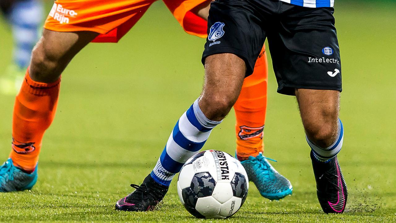 Samenvatting FC Eindhoven-FC Volendam
