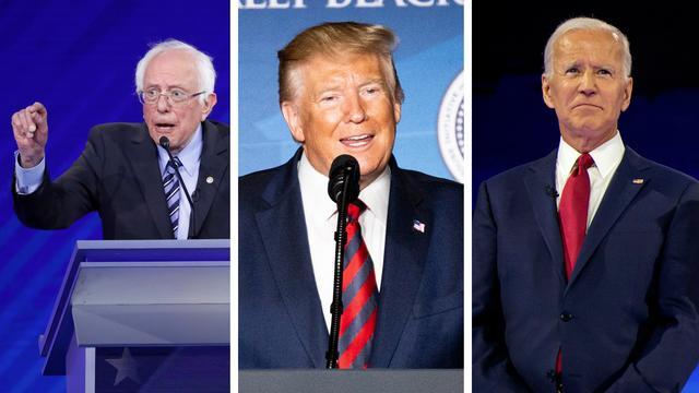 Kan een politicus te oud zijn om president te worden?