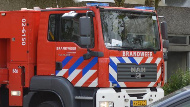 Woning in Bergen op Zoom volledig door brand verwoest