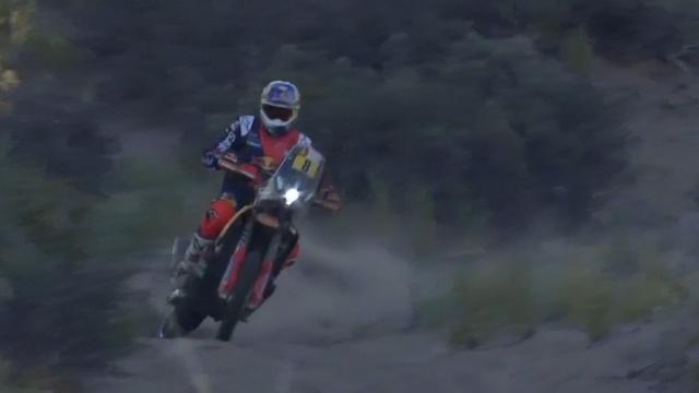 De mooiste beelden van etappe 13 in de Dakar Rally