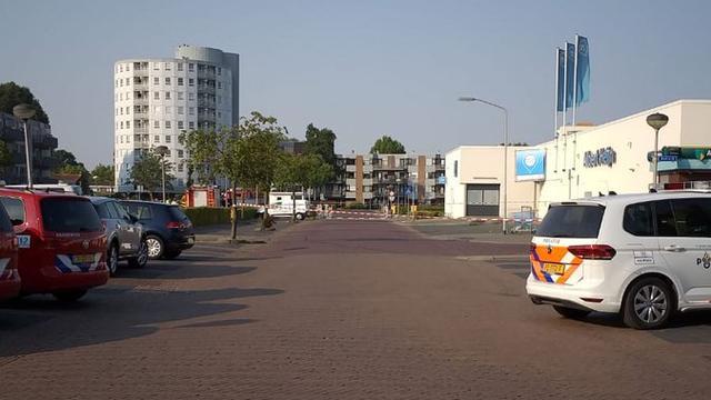 Tientallen bewoners geëvacueerd na mislukte plofkraak Zwijndrecht