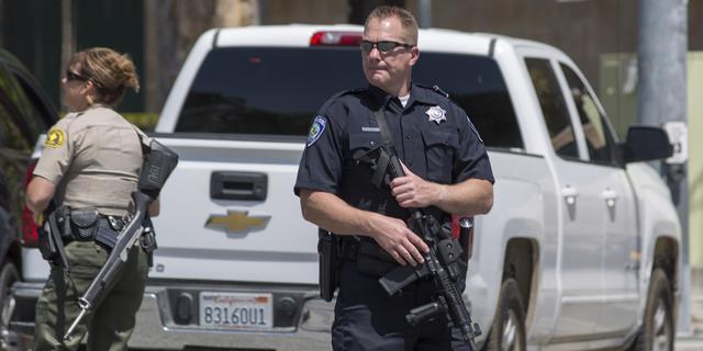 Tien mensen neergeschoten in appartementencomplex Californië