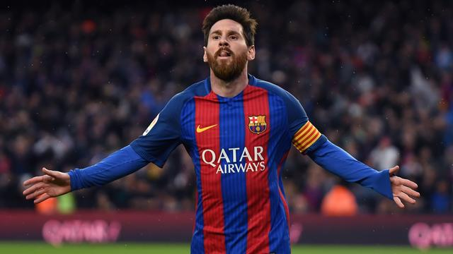 Messi (30) verlengt contract bij FC Barcelona tot medio 2021