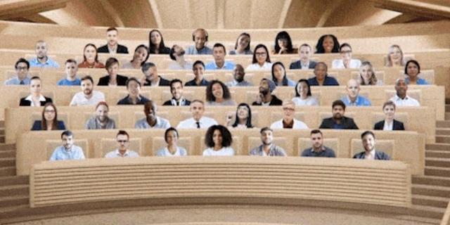 Microsoft Teams krijgt virtuele kamers voor grote groepsgesprekken