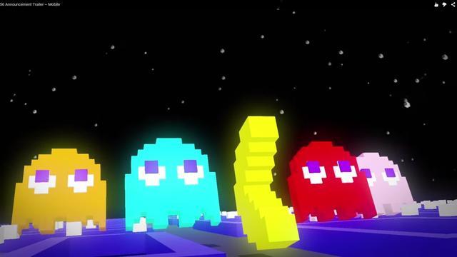 Nieuwe Pac-Man voor smartphones aangekondigd
