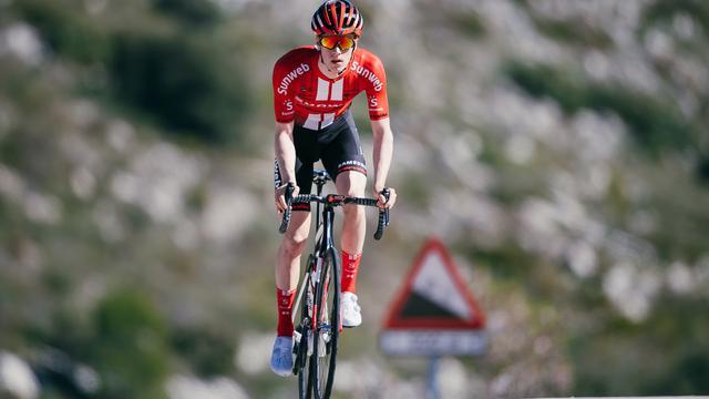 Sunweb-renner Maas (19) houdt dwarslaesie over aan val in Lombardije