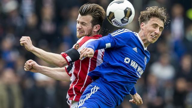 Willem II bereikt finale play-offs ten koste van Almere City