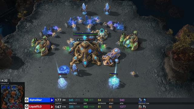 DeepMind-computer verslaat e-sporters met 10-1 in spel StarCraft II