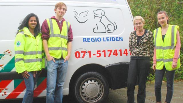 Dierenambulance in nood door gebrek aan vrijwilligers