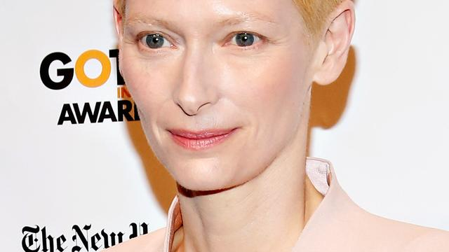 Tilda Swinton in Marvel-film Doctor Strange