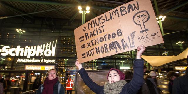 Inreisverbod VS leidt wereldwijd tot verwarring en kritiek