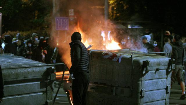 Voor de tweede dag op rij protesten in Servië na nieuwe coronamaatregelen
