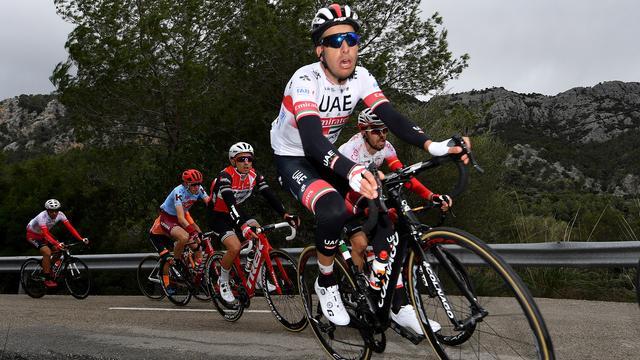Team Emirates met Aru maar zonder Gaviria naar Tour de France