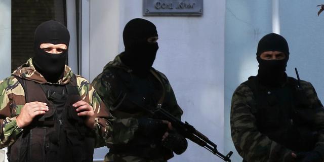 Ziekenhuizen Krim bewaakt na dodelijke schietpartij