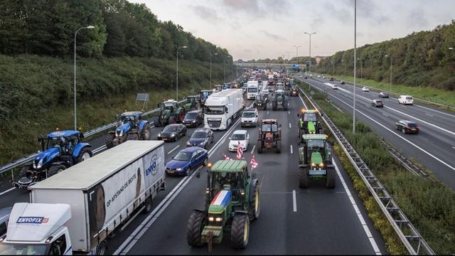 Verbreding A27 bij Utrecht loopt jaren vertraging op door stikstof