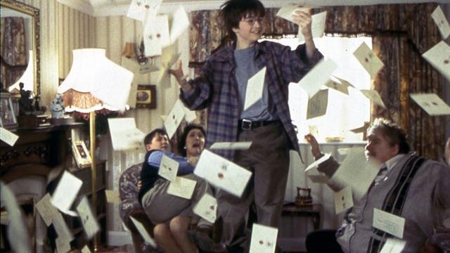 Originele Zweinstein-brief uit eerste Harry Potter wordt geveild