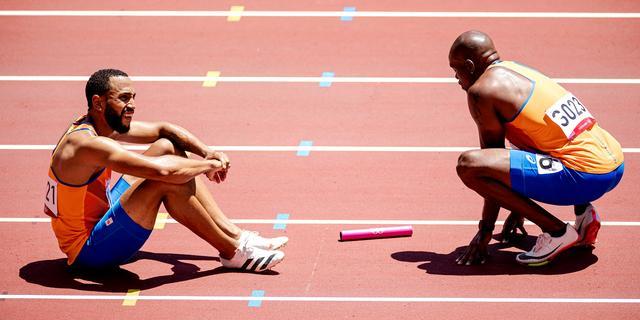 Dit gebeurde er in olympische nacht: Treurig afscheid Martina, Vetter sterk