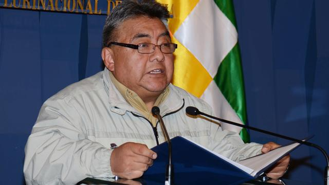 Hoofd vakbond beschuldigd van moord op viceminister Bolivia
