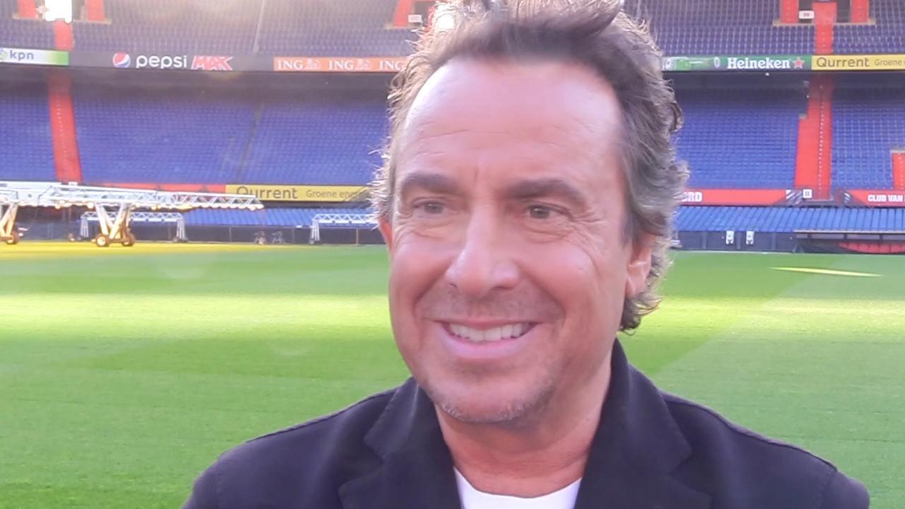 Marco Borsato terug naar De Kuip: 'Stadion moet beven'