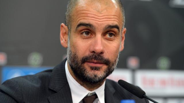 Guardiola wil volgend seizoen in Premier League werken