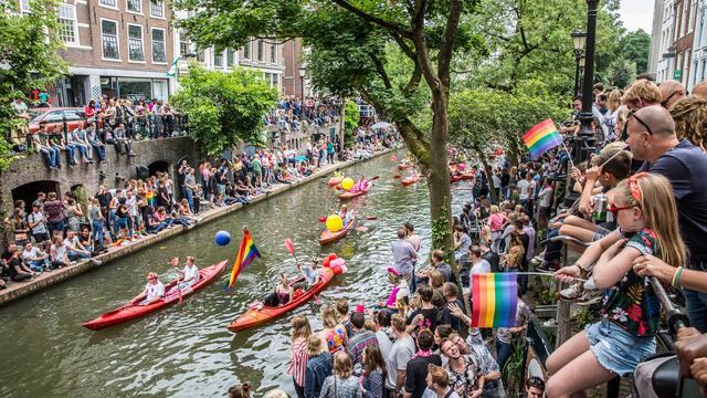 Weekend in Utrecht: Canal Pride en 30 Seconds-toernooi