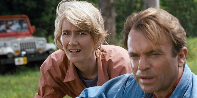 Hoofdrolspelers Jurassic Park terug in grote rollen voor Jurassic World 3