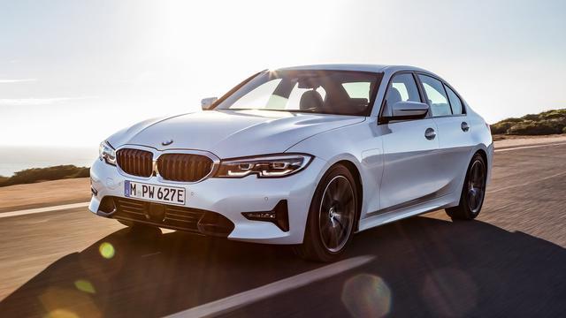 Groter elektrisch bereik voor nieuwe BMW 3-Serie plug-inhybride