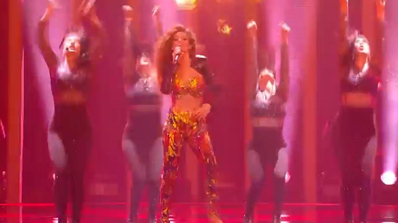 Winnaars eerste halve finale Eurovisie Songfestival