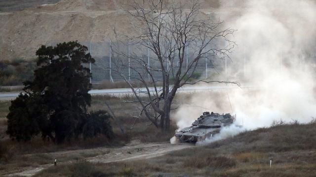 Hamas bereid wapenstilstand aan te gaan met Israël in Gazastrook