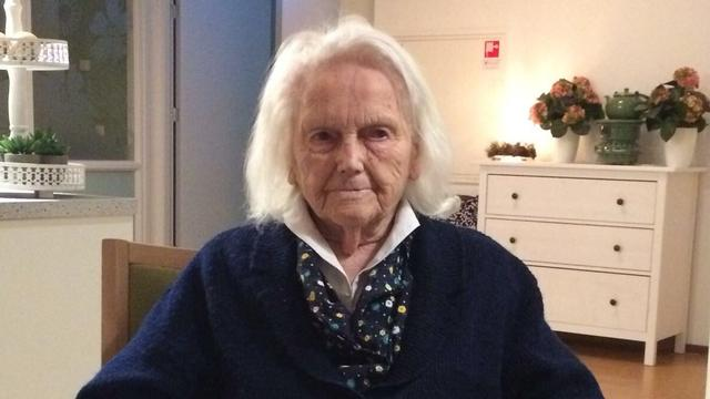Janna Lukasse uit Wolphaartsdijk wordt honderd jaar