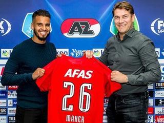 Vijfvoudig Oranje-international tekent tot einde van seizoen in Alkmaar