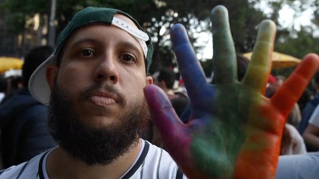 Duizenden Brazilianen protesteren tegen extreemrechtse presidentskandidaat