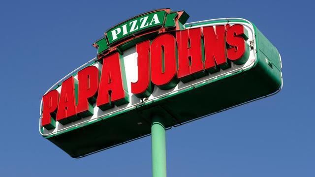 Papa John's pizzeria aan het Mosveld uitgebrand