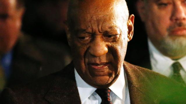 Vrouw trekt aanklacht seksueel misbruik tegen Bill Cosby in