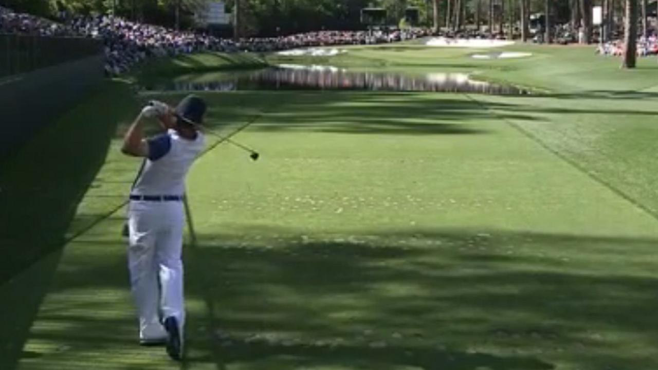 Golfer Oosthuizen slaat ongelooflijke hole-in-one