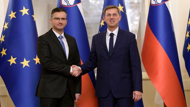 Slovenië krijgt centrumlinks minderheidskabinet