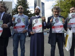 Saoedische consulaat ontkent dat moord in het gebouw plaatsvond