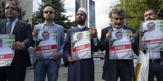 'Saoedische journalist volgens Turkse politie vermoord in consulaat'