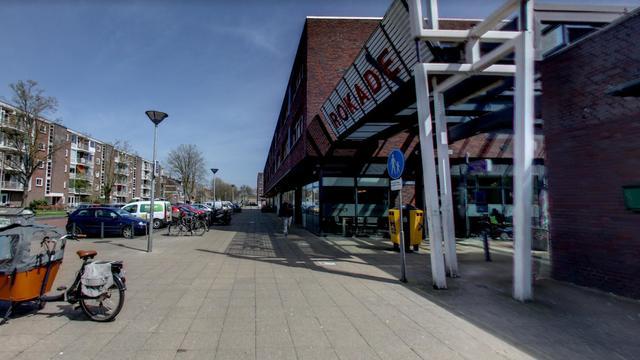 Gewapende overval winkelcentrum Rokade Utrecht
