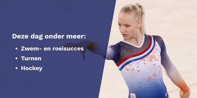 Olympisch programma en uitslagen 29 juli: deze Nederlanders komen in actie
