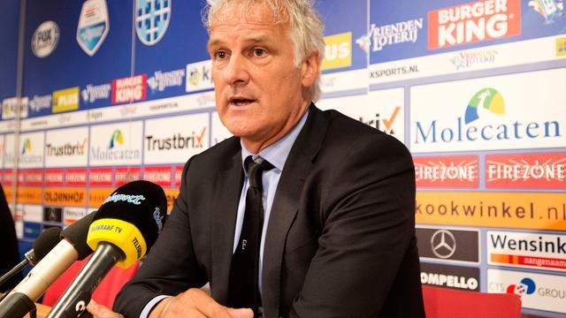 Gullit en Erwin Koeman behaalden meer punten dan Rutten bij Feyenoord