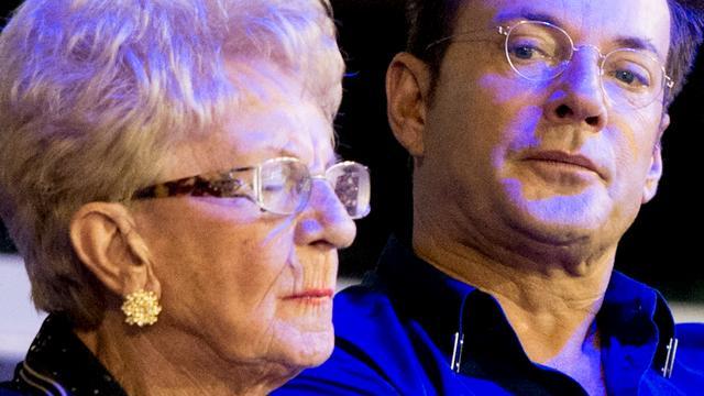 'Moeder Gerard Joling getroffen door TIA'