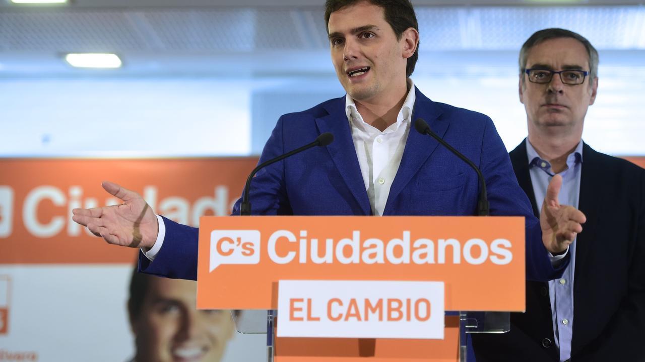 Nieuwe partij Ciudadanos wil niet in regering Spanje